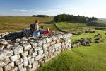 View Point at Housesteads