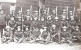 Soldiers of the West Yorkshire Regiment in 1916.